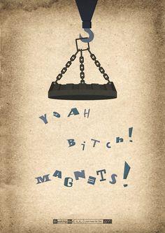 Breaking Bad - Live Free or Die Art Print by zsutti - X-Small Breaking Bad Episodes, Breaking Bad Tv Series, Watch Breaking Bad, Breaking Bad Poster, Breaking Bad Art, Breakin Bad, Live Free Or Die, Alternative Movie Posters, Janis Joplin