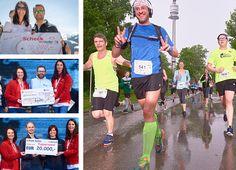 Mehr als 1.450 Laufbegeisterte nahmen am Herzlauf Wien teil Sport, Motivation, Keep Running, Heart, Deporte, Sports, Daily Motivation, Exercise, Inspiration
