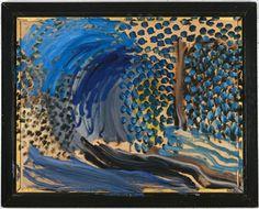 Howard Hodgkin - Blue Remembered Hills 80 x x Oil on wood. Meaningful Paintings, Howard Hodgkin, Classic Artwork, Landscape Drawings, Painting Inspiration, Lovers Art, New Art, Watercolor Art, Yorkie