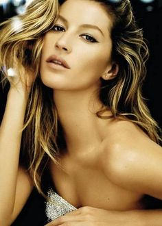 Gisele Bündchen- Cancer. Too bad we can't all look like her.
