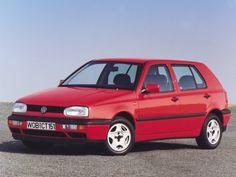 Volkswagen Golf (3rd generation)