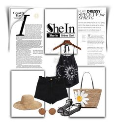 """""""SheIn 8/III"""" by nermina-okanovic ❤ liked on Polyvore featuring Nordstrom, Kate Spade, Sunday Somewhere and shein"""