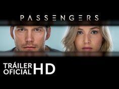 "Jennifer Lawrence y Chris Pratt presentan en Madrid, ""Passengers"""