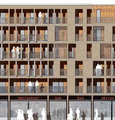 residential architecture housing METROPOLITAN WORKSHOP - Google Search