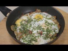 Papeta Par Eeda (Parsi Style Potato and Eggs) - YouTube