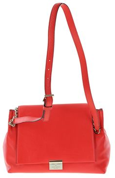 Kate Spade Melrose Way Giuliana Shoulder Crossbody Bag in Geranium (615) *** Be sure to check out this awesome product.