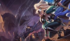 victorious Janna - League of Legends