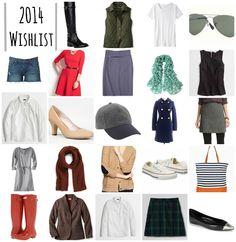 2014 Wishlist   Style On Target