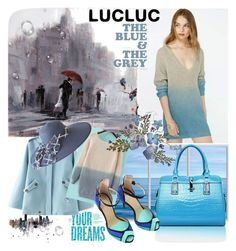 """lucluc04"" by irinavsl ❤ liked on Polyvore featuring мода и Ren-Wil"