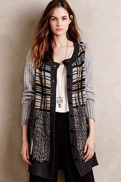 Jalea Cardigan #anthropologie