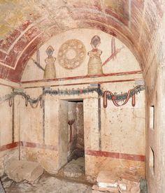 Αρχαία Μίεζα, Μακεδονικοί τάφοι των Λευκαδίων, Τάφος Λύσωνος και Καλλικλέους - Ancient Mieza, Macedonian tombs of Lefkadia, Tomb of Lyson and Kallikles