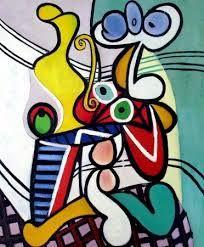 Utilizaré la obra de Picasso para introducir al alumnado al patrimonio cultural y al arte. para trabajar, haré preguntas del tipo ¿qué colores vemos? ¿que aparece en la imagen? ¿que nos trasmite?... de esta forma, el alumando se vera motivado e implicado directamente en la obra. Considero necesario hacer este tipo de actividades en infantil.