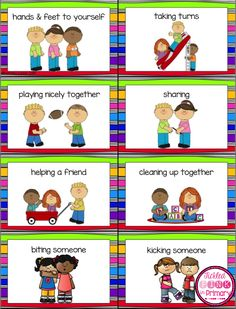 Pre K Classroom Rules Infos Classroom And Preschool