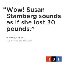 """Thirty-five years ago, NPR launched the first nationwide, satellite-delivered radio distribution network. Susan Stamberg and Sanford Ungar introduced the """"new toy"""" on the June 23, 1980 edition of All Things Considered. After hearing a satellite broadcast for the first time, one NPR listener enthused, """"Wow! Susan Stamberg sounds as if she lost 30 pounds."""""""