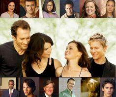 Séries que vão deixar saudades: Gilmore Girls