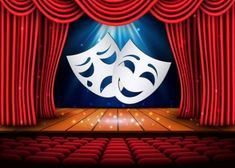 #Theatre is a collaborative form of fine art that uses live performers, typically actors or actresses, to present the experience of a real or imagined event before a live #audience in a specific place, often a stage.