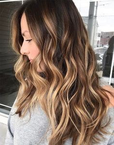 Top 25 Ombre Blonde Long Hairs Best Choice Curly Edges Highlighted Fall 2017
