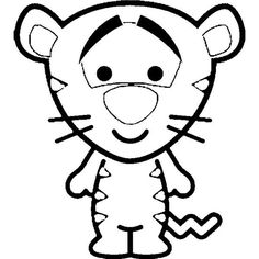 cartoon critters disney cuties coloring pages