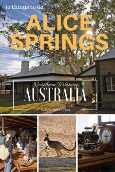 alice springs Alice Springs Australia 10 things to do