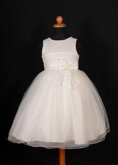 Επίσημα παιδικά φορέματα για παρανυφάκια κορίτσια -