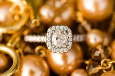 bling! Engagement rings halo