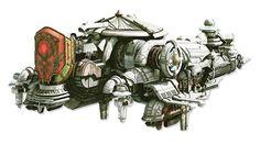 airship Concept Art - Google 検索