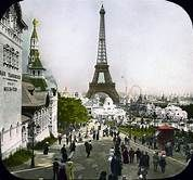 1900 world's fair , paris, france -