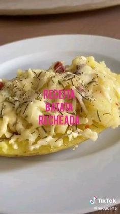 Food Dishes, Side Dishes, Brazillian Food, Cooking Tips, Cooking Recipes, Tapas, Home Recipes, Diy Food, Food Videos