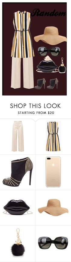 """Random Fashion"" by agordon9369 ❤ liked on Polyvore featuring The Row, Chico's, Sergio Rossi, Old Navy, Furla and Bottega Veneta"