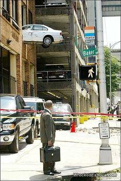 BMW 3-8 Series 5-Series crashed in Atlanta, Georgia