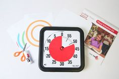 Crear fácilmente una secuencia de rutinas con el Time Timer - HOPTOYS Time Timer, Routine, Barrettes, Children With Autism, Classroom, Music Gifts, Behavior Management, Time Management, Planner Organization
