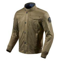REV'IT Millburn Jacket - Army Green