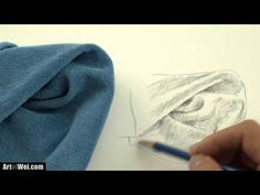 ▶ How to Draw Clothes - Shading Cloth - YouTube