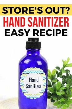 Looking for a homemade hand sanitizer recipe Check out this one with alcohol and some essential oils aloe vera and some other things and you got yourself a germ killing combo. Cleaning Solutions, Cleaning Hacks, Cleaning Products, Homemade Fabric Softener, Steam Bending Wood, Homemade Laundry Detergent, Disinfecting Wipes, Alcohol, Hand Sanitizer