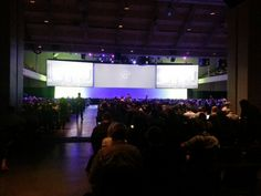 A sea of marketers at #INBOUND13