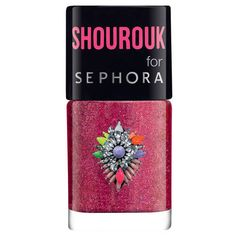 1- Shourouk for Sephora Pink Sapphire