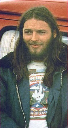 love!! David gilmour - pink floyd