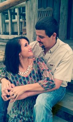 Engagement pictures #country