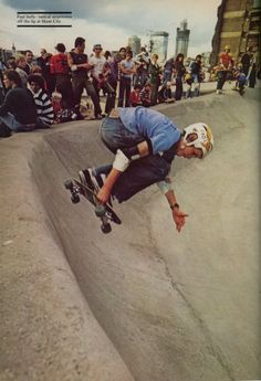 Skate City - London 1977 - Bulldog Skates Message Board
