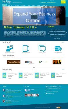 http://neturja.com/ Company Portfolio
