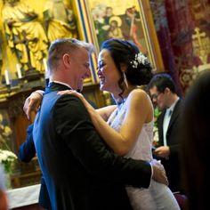 Wedding in Chapel of Hluboka Castle