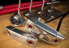 Titleist's 2016 models are coming to showrooms for golfers to want to test drive new Vokey wedges, Scotty Cameron Select putters or several golf balls.