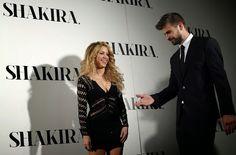 cotibluemos: Shakira y Gerard Piqué , de cumpleaños