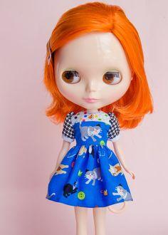 Handmade Dress for Neo Blythe Doll by Plastic Fashion