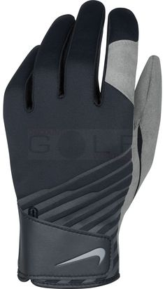 Nike Cold Weather Pair Golf Gloves Double Layer, Water Resitant, Pair Gloves Equipment - $19.99