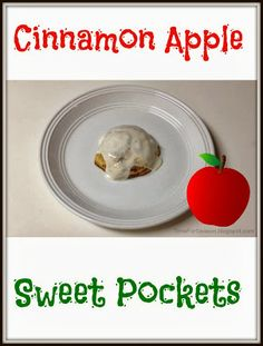 A Time For Seasons: Cinnamon Apple Sweet Pockets: Pillsbury Sweet Rolls