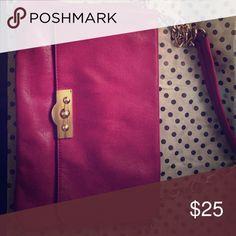 Selling this Pink Rampage Shoulder Bag on Poshmark! My username is: marysotoc230. #shopmycloset #poshmark #fashion #shopping #style #forsale #Handbags