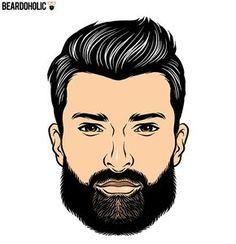 6. The Uniform - Full and Long Beard Styles Polished Beard