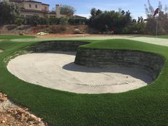 """""""So you might as well have a stacked sod bunker too!"""