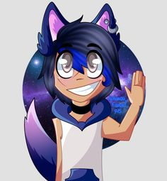 Murder him the murder him again then with his ears off and him live Anime One, I Love Anime, Ldshadowlady Fan Art, Aphmau Characters, Fictional Characters, Aphmau Ein, Aphmau And Aaron, Cute Potato, Aphmau Fan Art